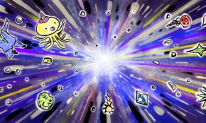 宇宙誕生の秘密。ビッグバンのおかげで人類は誕生した?