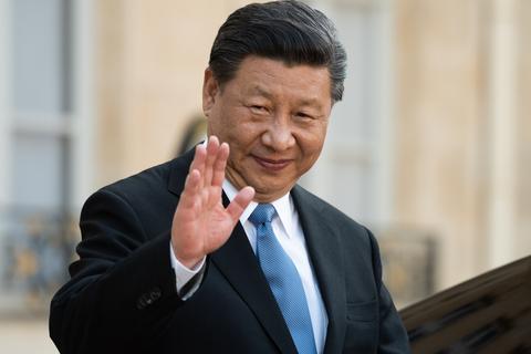 習近平中国主席