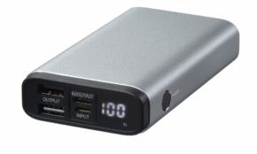 スマホの味方、モバイルバッテリー6選。軽量タイプから超大容量まで