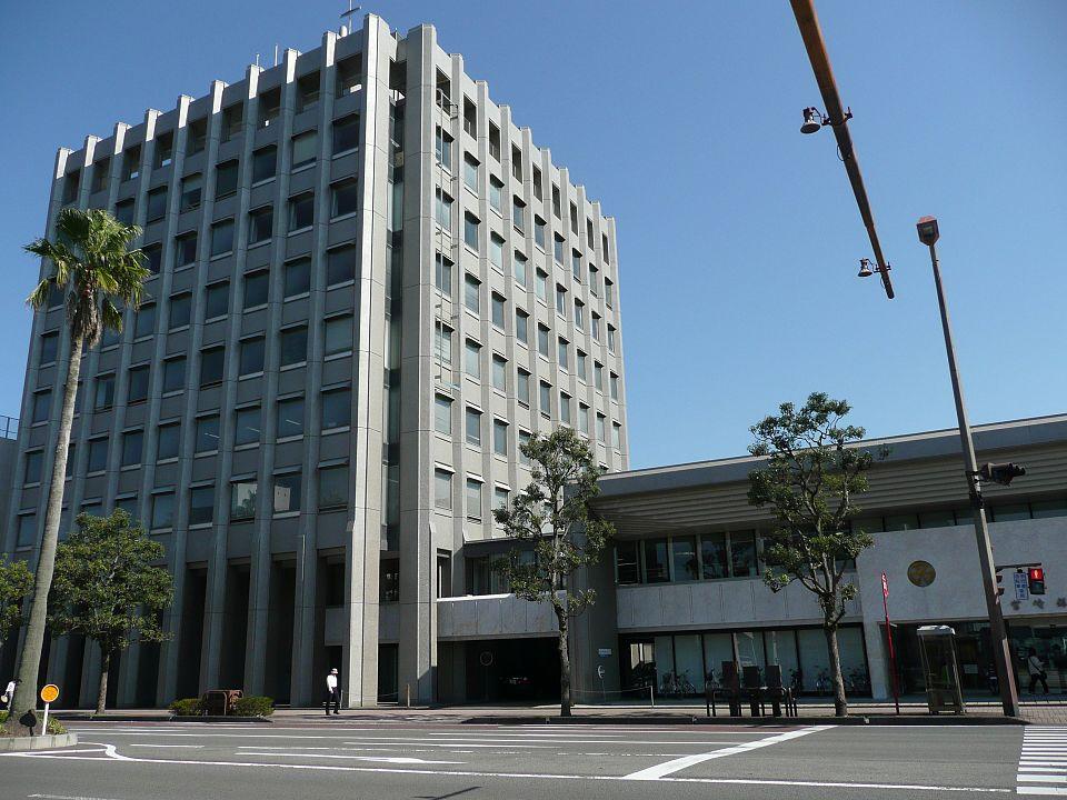 宮崎銀行本店