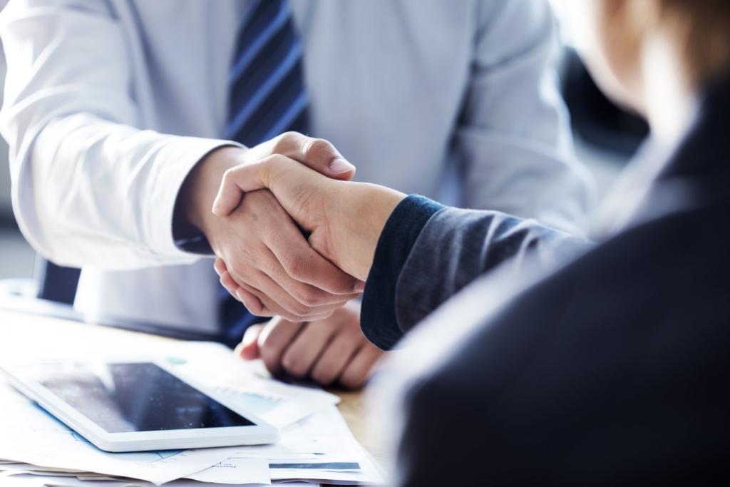 交渉 ビジネス