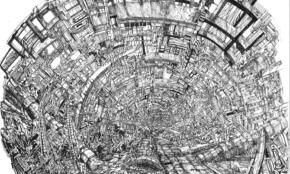 """最高月収130万円。""""超細密画""""がバズった異色の絵描きの副業論"""