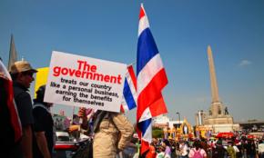 タイ市民5万人が反政府デモ。タブーの「王室批判」まで噴出か