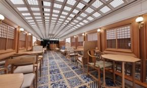 JR九州、新観光列車『36ぷらす3』を満喫。新感覚の畳敷き客室も
