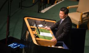中国・習近平主席の、強気な対米発言を読み解く。武力行使も辞さない構え