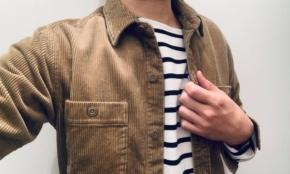 意外と難しいユニクロ「コーデュロイシャツ」。プロが着こなしを指南