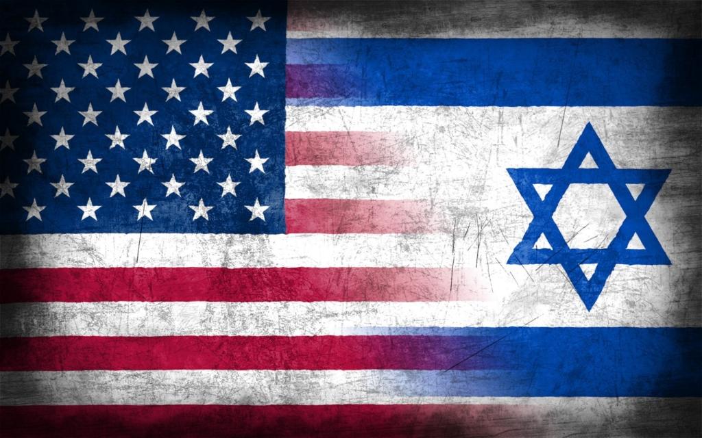 アメリカ イスラエル