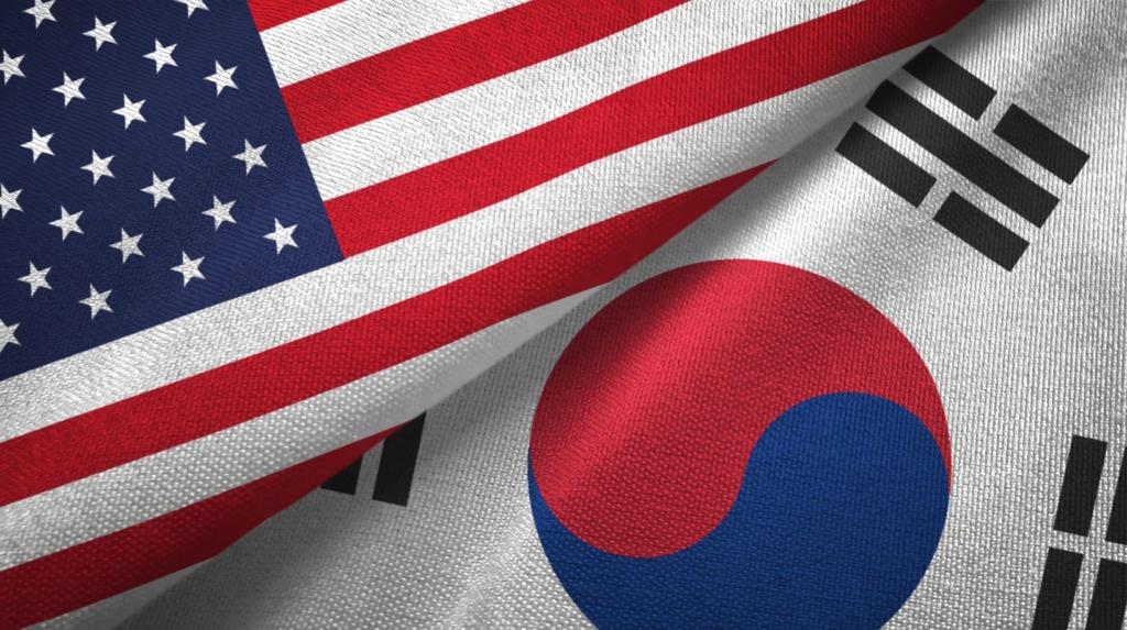 アメリカ 韓国