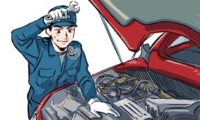 不調の自動車業界でボーナス60万円も!27歳整備士の堅実な働き方