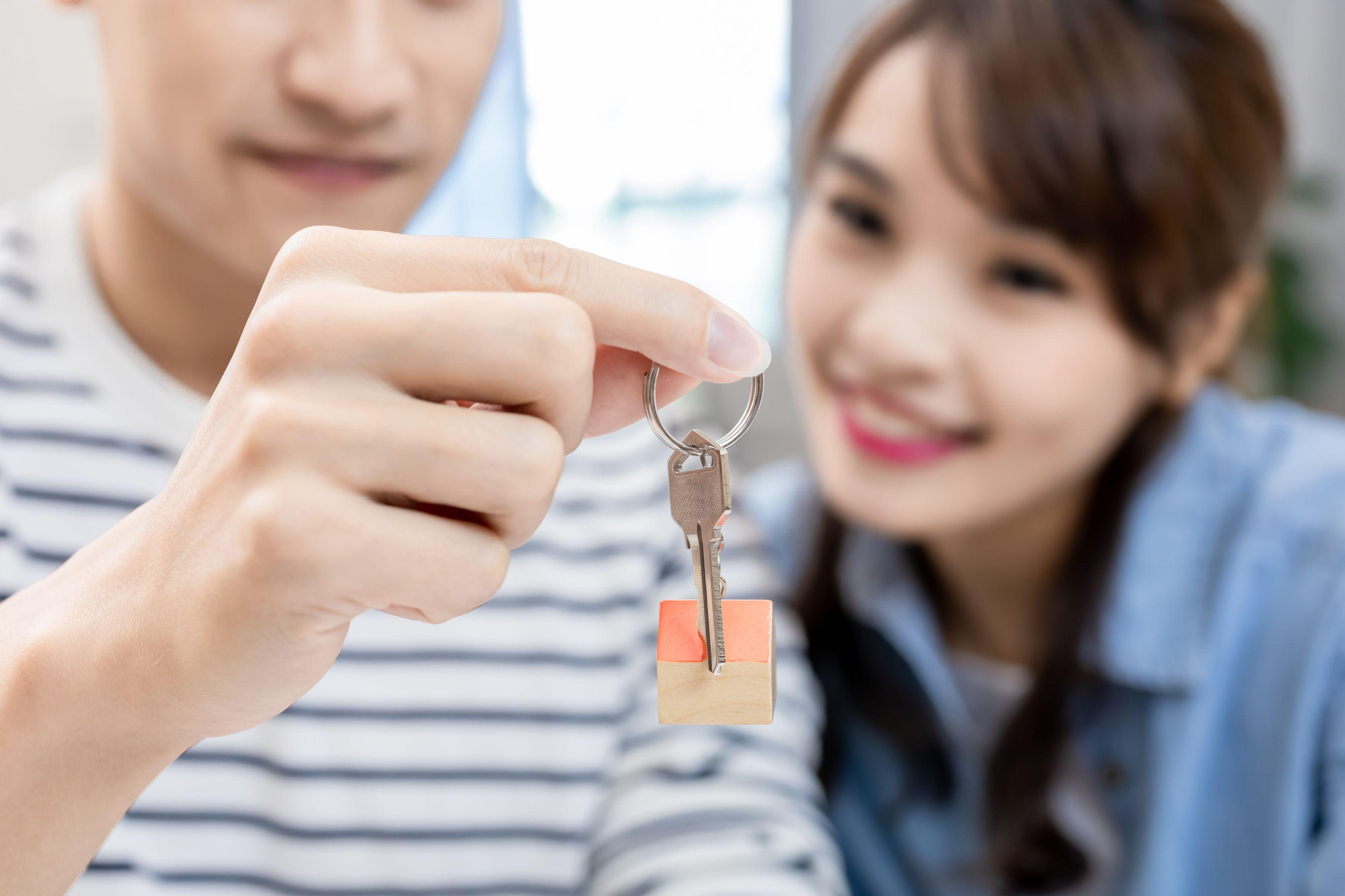 住宅 不動産 夫婦