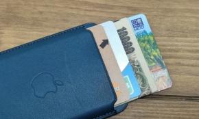 新型iPhoneケースは財布代わりにも。クレカは何枚まで入るか