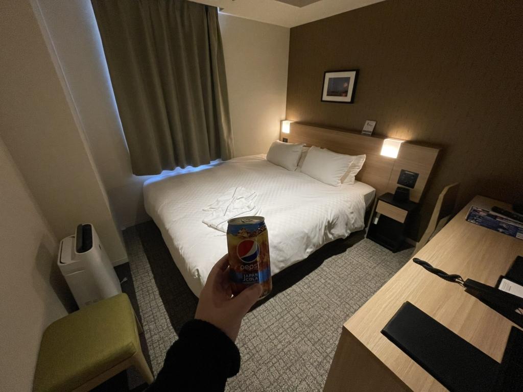 ホテル生活