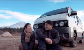 家を持たずに車で生活する「バンライフ」の魅力を、 20代無職YouTuber夫婦に聞く
