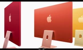 新型iMacとiPad Proが発表。7色のカラー展開は「原点回帰」か