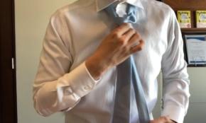 ネクタイの正しい結び方、今さら聞けない基本2タイプを解説