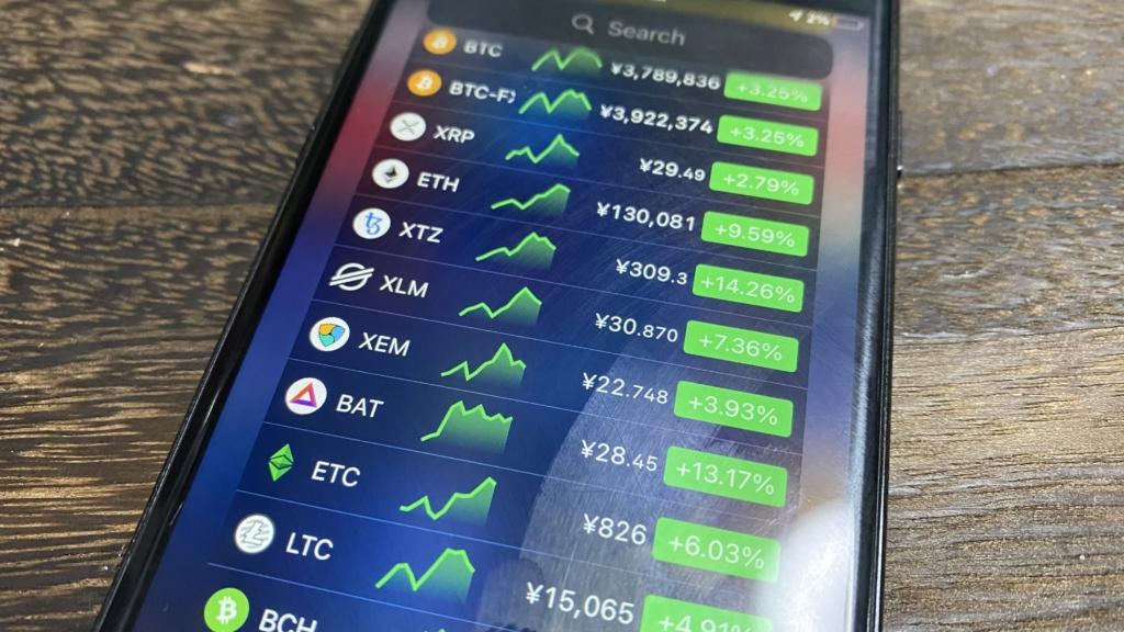 仮想通貨エンジェル投資