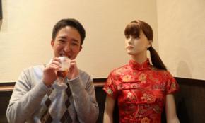 中華料理屋にマネキン。苦心の末に生まれたユニークな感染防止対策