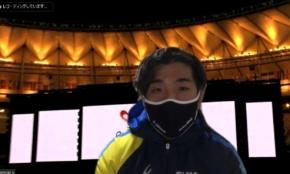 パラ陸上日本代表、佐藤友祈が実現したい「新しい応援の形」