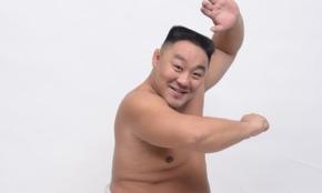「地元出身の力士を生みたい」相撲芸人が地元・福島いわき市で抱く密かな野望