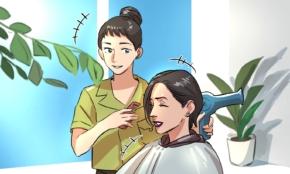 """日本と海外の美容院で働いた女性、働き方と""""給料の安さ""""に驚いた"""