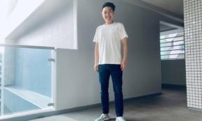 無印良品「990円・白Tシャツ」はお買い得か?下着感がないので1枚でも
