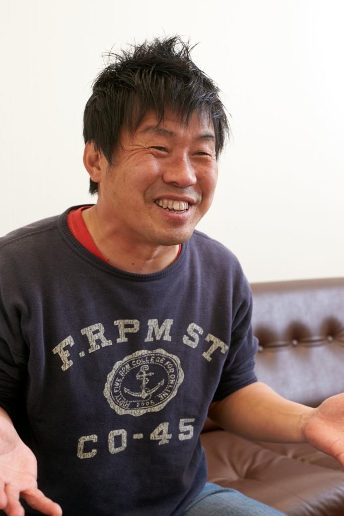 後藤秀樹さん