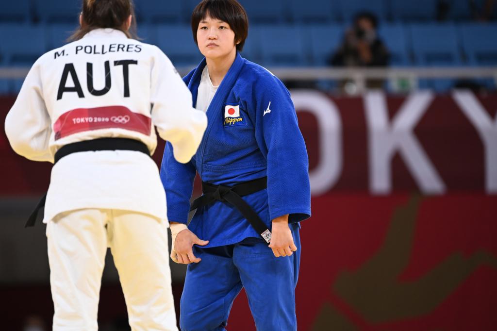 新井千鶴選手