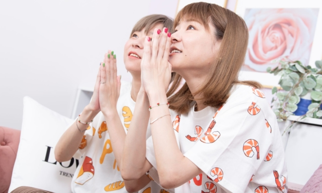 日本一の大食い姉妹が譲れないポリシー「食事のマナーにはすごく気を使っている」