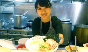 """""""こども店長""""から10年…28歳女性ラーメン店主「汁なし担々麺を世界に広げたい」"""