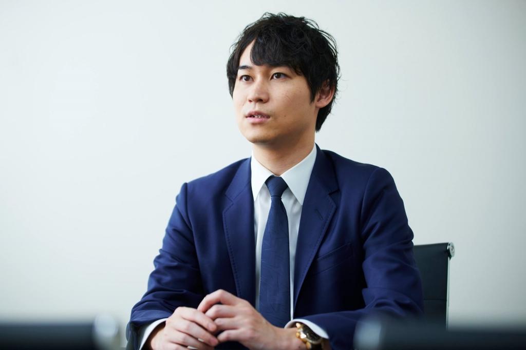 M&A総合研究所 代表取締役 佐上峻作氏