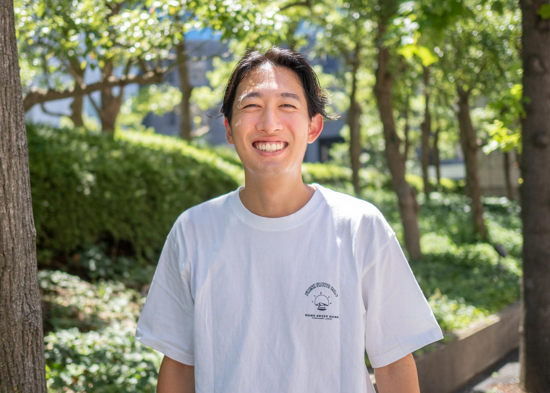 株式会社BonchiのCEO・樋泉侑弥さん(23歳)