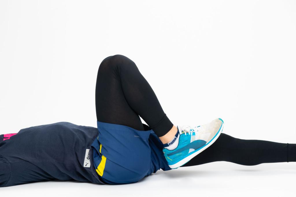 腸腰筋トレーニング