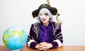 """ゴー☆ジャスを「アニメ化したい」。""""宇宙海賊""""が語る、遥かなる野望"""