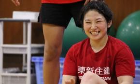 レスリング女子日本代表・土性沙羅、東京五輪を語る「頑張ることで恩返しを」