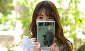 グラビア系美人社長が薦める、「偽装家族」を描いたマンガ『SPY×FAMILY』とは?